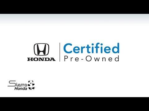 Take Advantage of the Honda Certified Program for Used Honda