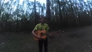 Как играть на гитаре мелодию «В траве сидел кузнечик»