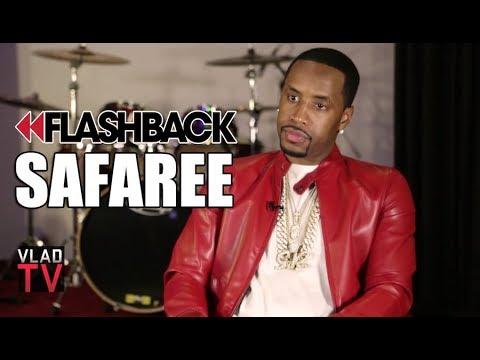 Flashback: Safaree - I Stopped Buying New Jewelry, It's a Waste of Money