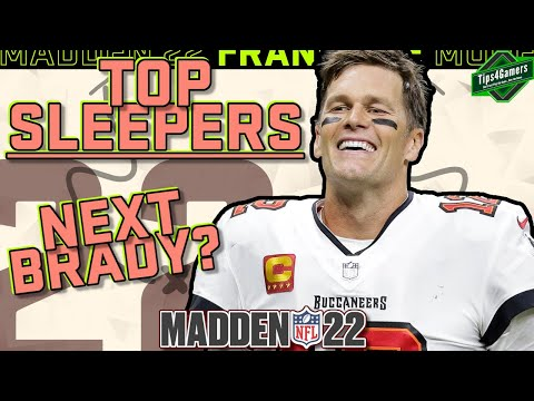 Top 8 Madden 22 Sleeper QBs | Franchise Mode