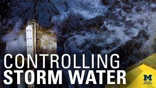 Autonomous Storm Water Valves