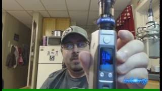 wismec RX200S Unboxing And Quick Review
