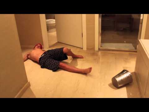 Ice Bucket Challenge Gone Wrong Taylor Caniff thumbnail