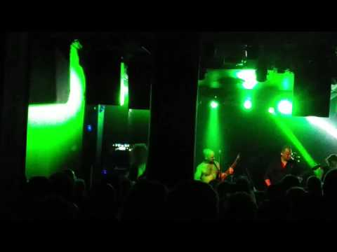 Akercocke Dublin Voodoo Lounge 08OCT2016