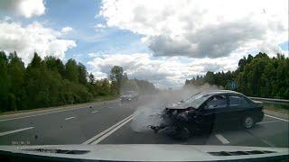 Подборка ДТП / Лето 2015/ Часть 141 - Car Crash Compilation - Part 141