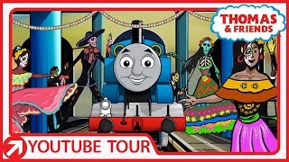 Thomas and The Day of The Dead in Mexico City | Thomas & Friends
