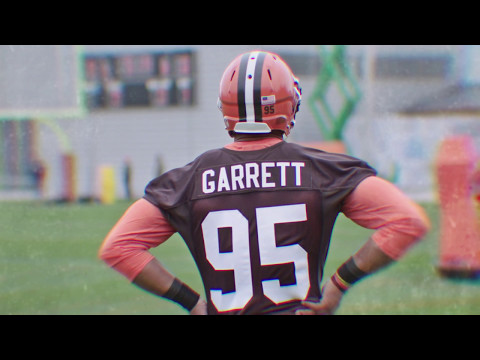Browns Rookie Minicamp 2017: Day 1 Action