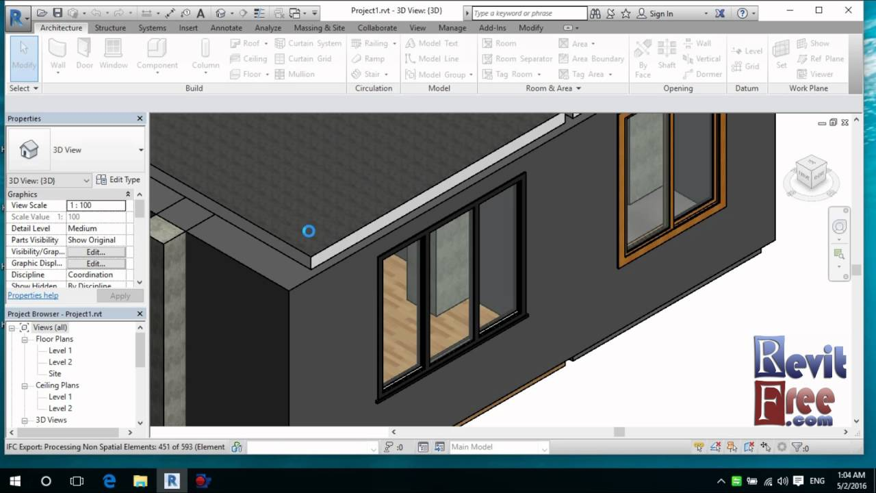 Saving Files   Revit Products 2016   Autodesk Knowledge ...