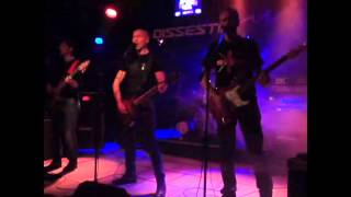ELEKTRADRIVE - Back on the road - Live @ Dissesto Musicale - Rome 16/2/13