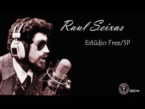 Raul Seixas no Estúdio Free [DEZ/79]