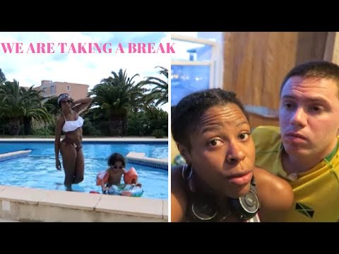 VLOG: WE ARE TAKING A BREAK   DONT CHANGE  ANYTHING TO PLEASE NOBODY
