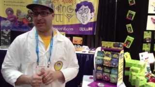 Toy Fair 2013 Crazy Aaron's Thinking Putty