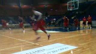 Puerto Rico Basketball Team Practice (7/25/11), Boricuas Ballers