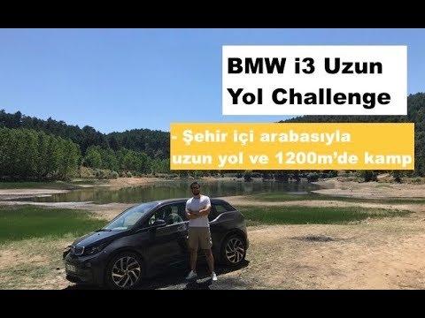 Elektrikli Uzun Yol 04: BMW i3 ile Bursa Dağlarında Kamp!
