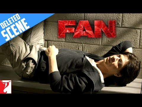 Fan | Deleted Scene 5 | Aryan Khanna In Jail | Shah Rukh Khan