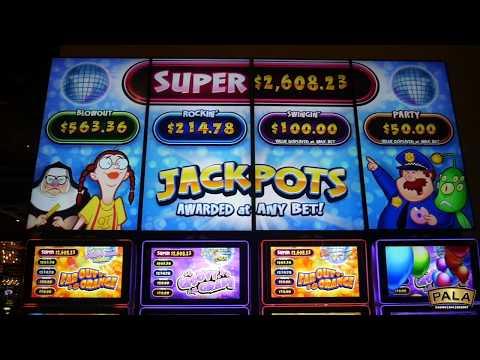 Jackpot Party Slot Machine