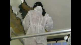 Asbestos removal by RD Contractors
