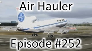 FSX | Air Hauler Ep. #252 - Helsinki to Barcelona | L-1011 TriStar
