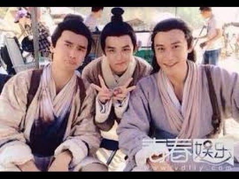 《秦时明月》独家花絮 The Legend Of Qin (behind the scene)