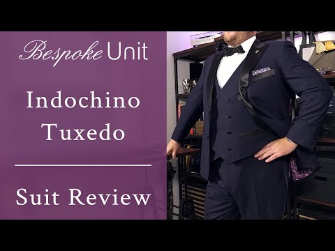 Indochino Tuxedo Review - Affordable, Personalized Made-To-Measure Formalwear