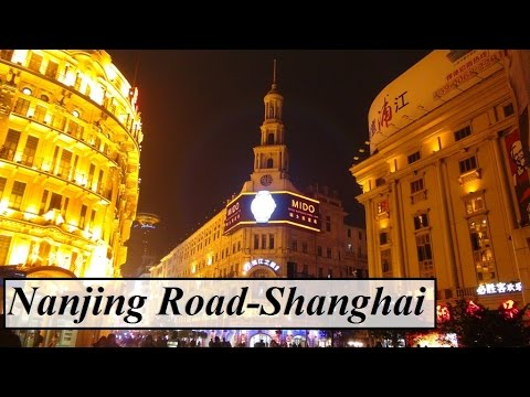 China/Shanghai (Nanjing Road, Pedestrian Street) Part 67