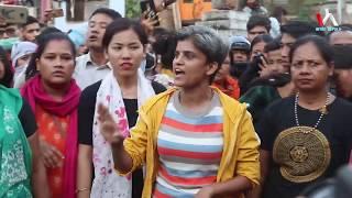 Jenny ह*त्या काण्ड आक्रमक, प्रहरी र पिडितबिच अस्पतालमै हाना हान । Intro Nepal