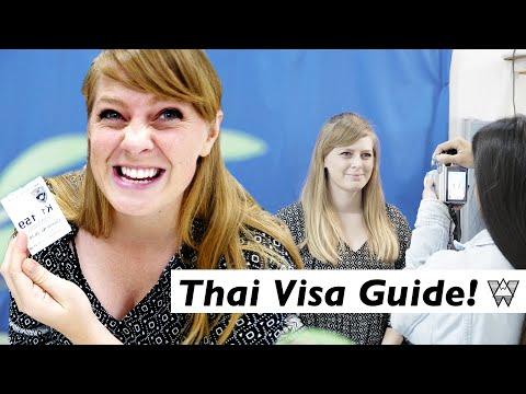 DON'T Get Kicked Out! 🇹🇭 Thailand Visa Extension Guide! (Bangkok)
