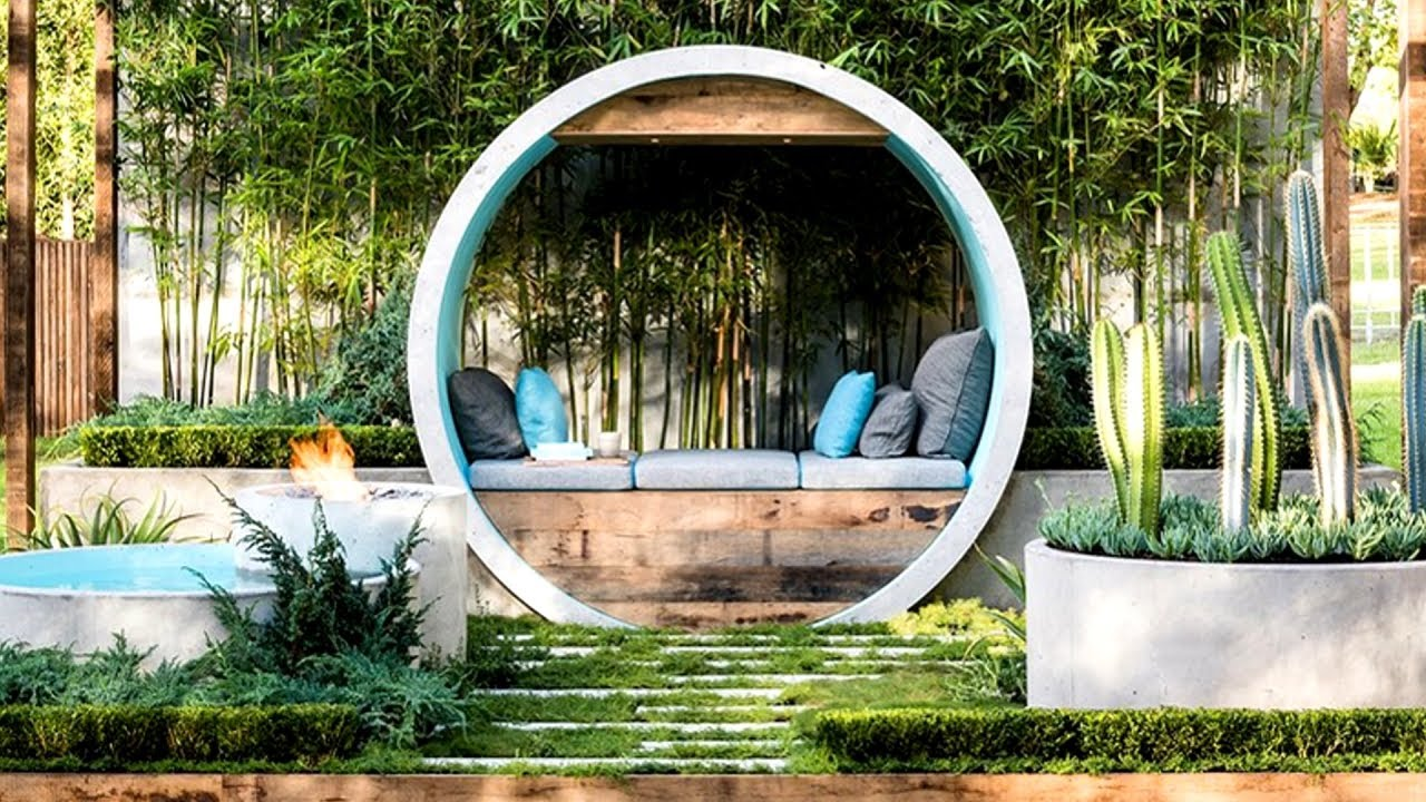 79 Modern Urban Garden Design Ideas Youtube