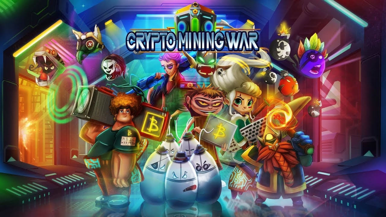 CRYPTO MINING GAME, a new kind of faucet! | CMG