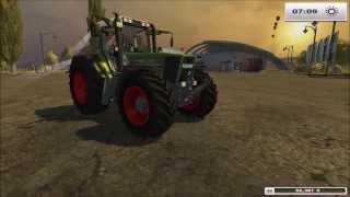 #87 TEST MOD [HD] | Tracteur Fendt favori 926 ! Avec mon nouveau micro !