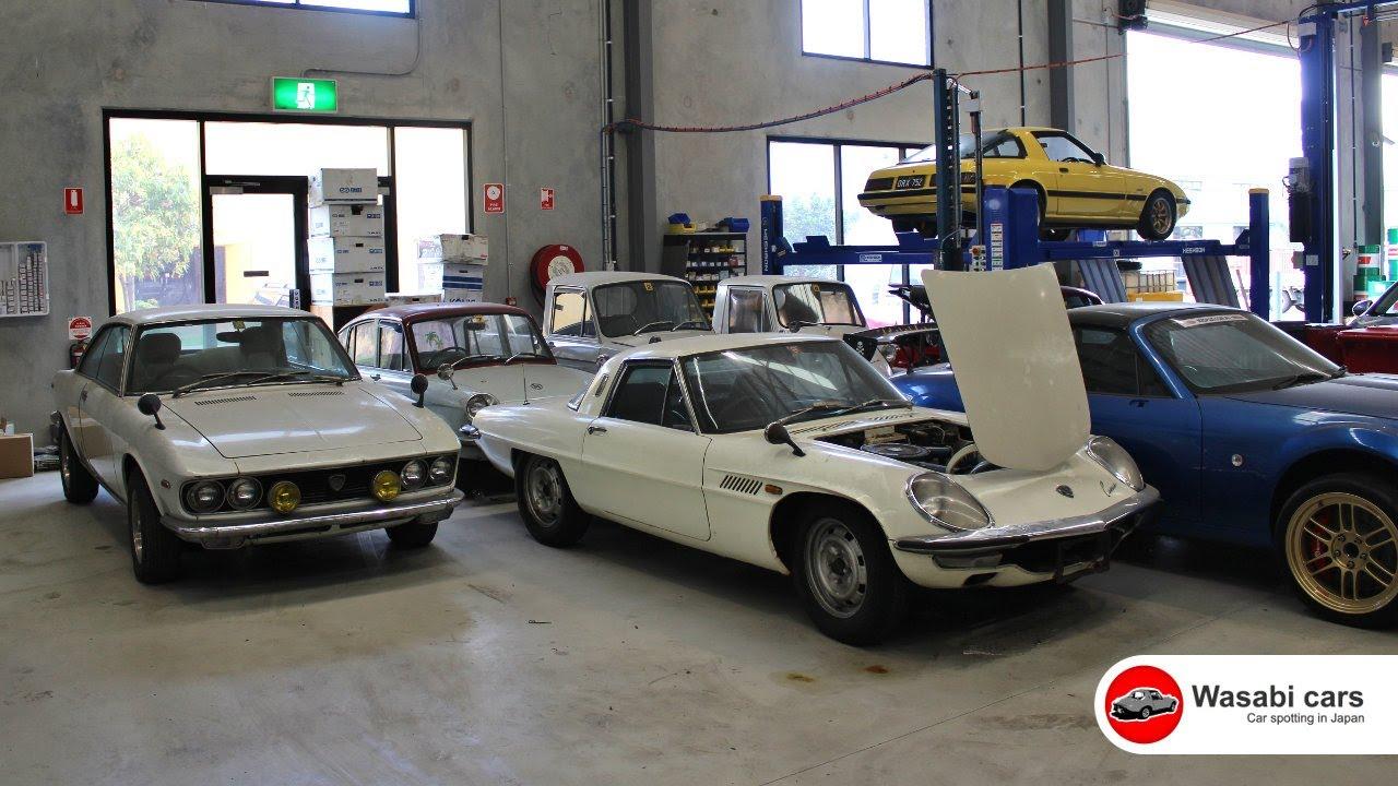 Mazda fanatics 39 dream garage part 2 focusing on the for Garage mazda champigny