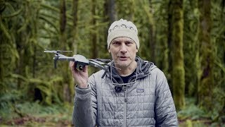 How to get FANTASTIC drone footage in tight spaces