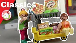 Playmobil Einkaufen Videosammlung - Geschichten von Familie Hauser - deutsch