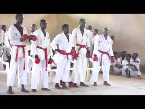 Part 3- Morogoro Shotokan Karate Championship- Tanzania