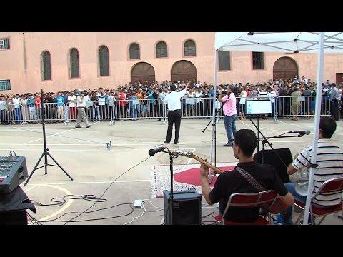 Spectacle musical au profit des détenus de la prison d'Oujda