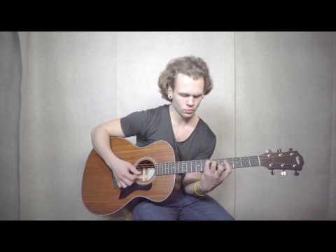 Chura Liya Hai Tumne Jo Dil Ko (Bollywood Song) | Guitar Cover | Sean Kryzkowski