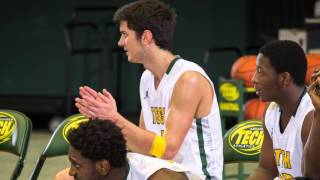 Mason Cline - ATU Student Athlete Of The Week 2/4/16