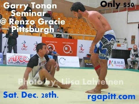 Garry Tonon ADCC Beijing 2013 Absolute matches