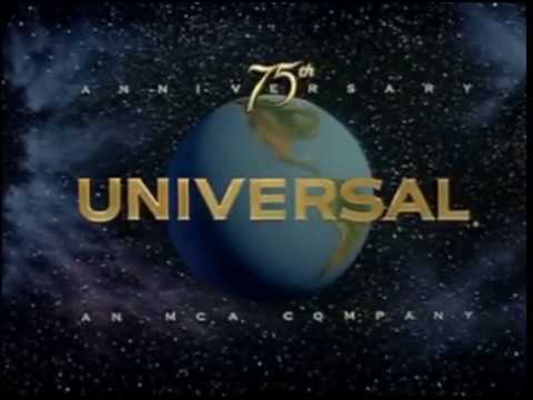 Kingworld Productions and Universal Television (75th Anniversary) logos (1990-1991-G) HD