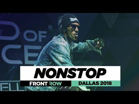 Nonstop | FrontRow | World of Dance Dallas 2018 | #WODDALLAS18