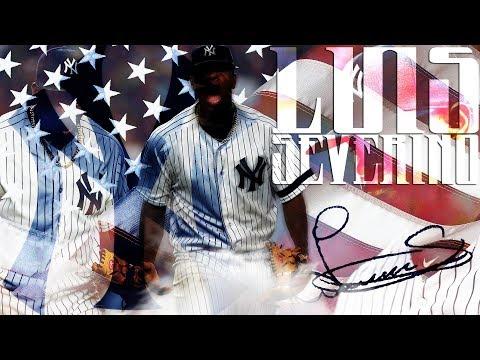 Luis Severino | 2017 Yankees Highlights ᴴᴰ