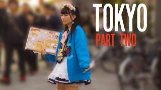Japan Vlog | Tokyo during Autumn | Visiting Maid cafe's Tsukiji Fishmarket, Ginza & More