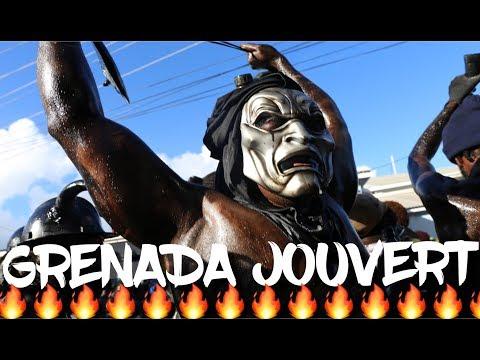 Grenada Jouvert