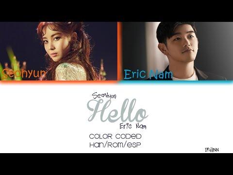 Seohyun (SNSD) - Hello (ft. Eric Nam) |Sub. Español| (HAN/ROM/ESP)