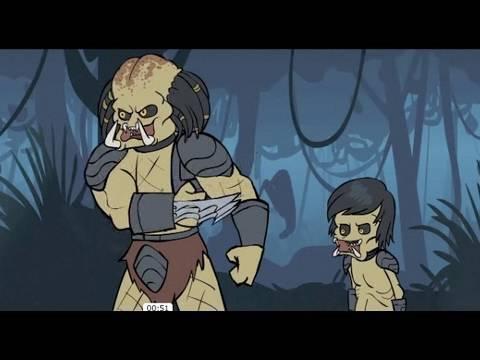 Predator's Teenage Son