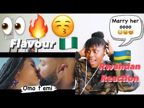 Flavour – Omo t'emi (official video) REACTION VIDEO | Chris Hoza
