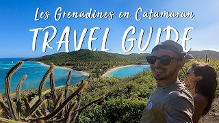 Les Grenadines En Catamaran   Travel Guide