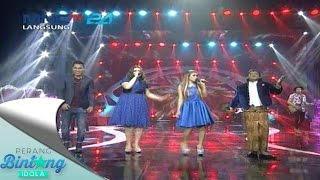 """Armada Band - Didi Kempot - JB & Patty """" Pergi Pagi Pulang Pagi """" - Perang Bintang Idola (25/9)"""
