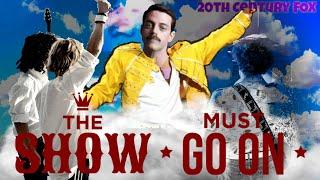 The Show Must Go On (Trailer) | FOX 2019- Rami Malik, Gwilym Lee, Ben Hardy, Joe Mazzello (Fan Made)