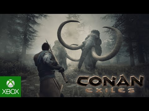 Conan Exiles - E3 Xbox One/Expansion Teaser Trailer
